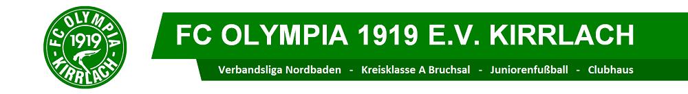 FC Olympia 1919 e.V. Kirrlach